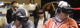 Von faszinierend bis kurios: Technik-Neuheiten auf der CES in Las Vegas