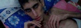 Das Drama in Madaja: Tausenden Syrern droht der Hungertod