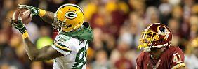 Kälte-Krimi bei den Seahawks: Packers erreichen NFL-Viertelfinale