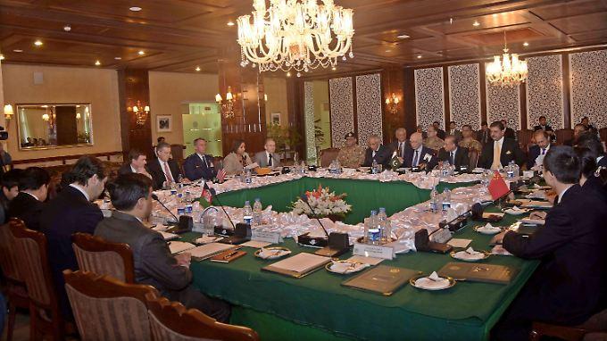 Die Runde in Islamabad könnte historisch werden.