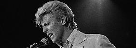 #RIPDavid Bowie: Stars trauern um Ikone der Popmusik