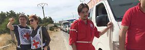 Hungernde Stadt in Syrien: Hilfslieferung erreicht Madaja