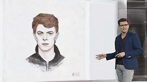 n-tv Netzreporter: Stars und Fans trauern um David Bowie