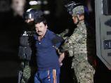 Der gefasste mexikanische Drogenboss will um jeden Preis eine Auslieferung in die USA verhindern.