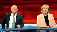 Polit-Talk bei Frank Plasberg: Mutter Kraft gesteht ihre Ohnmacht