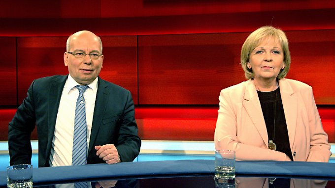 Rainer Wendt und Hannelore Kraft zeigen sich erschüttert von der Silvesternacht in Köln.