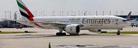 Beste deutsche Fluglinie auf Platz 12: Bei diesen Airlines sind Passagiere besonders gut aufgehoben