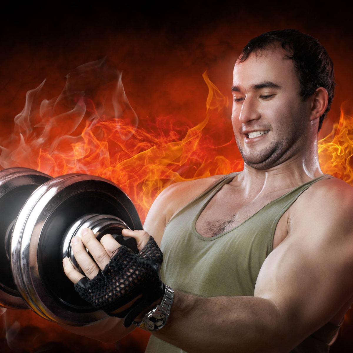 Meisten den mann welt mit muskeln der Bodybuilder: Weltrekord