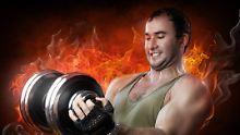 Richtiges Training, fester Körper: Müssen Muskeln brennen, um zu wachsen?