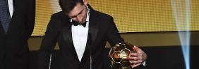 Löws Heimatgefühle, Italiens Boykott: Weltmeister als Weltfußballer? Null Chance