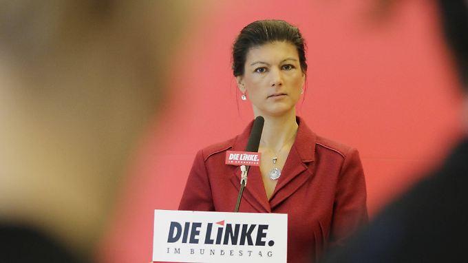 Sahra Wagenknecht hält schärfere Gesetze nach Köln für nicht notwendig.