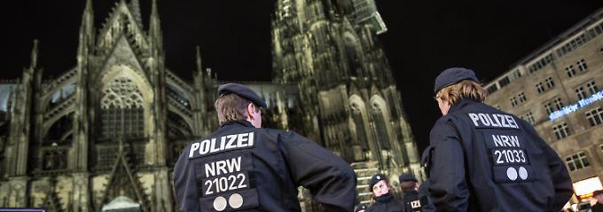 Nach den Ereignissen in der Silvesternacht hat die Kölner Polizei ihre Präsenz am Kölner Hauptbahnhof erhöht.
