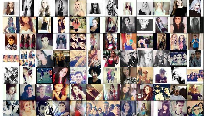 Die besten Selfies haben alle gewisse Ähnlichkeiten.