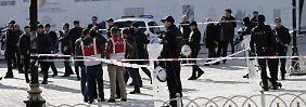 Selbstmordattentat in Istanbul: Türkischer Geheimdienst warnte vor Anschlag