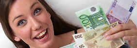 Reich, Baby, reich: US-Jackpot auch für Deutsche?