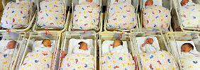 Babys in Österreich vertauscht: Blutspende-Ergebnis erschüttert Familie