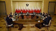 Die polnische Regierung hat den Zorn der EU auf sich gezogen.