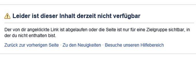 Der Facebook-Auftritt von Die Rechte ist nicht mehr erreichbar.