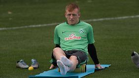 Laszlo Kleinheisler könnte in der Rückrunde für Werder Bremen auflaufen.