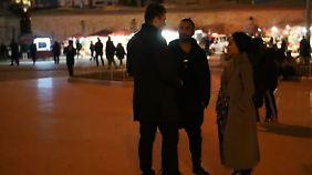 Zwischen Angst und Trotz: Stimmung im nächtlichen Istanbul ist gedrückt