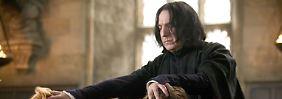 """Star aus """"Harry Potter"""": Schauspieler Alan Rickman ist tot"""
