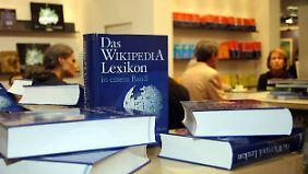 Ja, auch das gab es einmal - 2008 auf der Frankfurter Buchmesse.