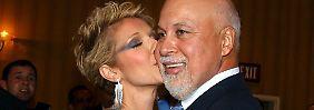 Ehemann von Céline Dion: René Angélil erliegt dem Krebs