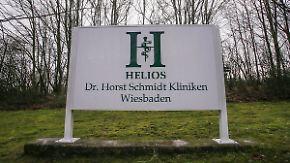Frühchen von Keimen befallen: Wiesbadener Klinik kämpft mit eklatanten Missständen