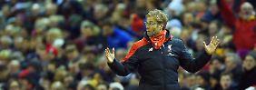 "Emotional top, sportlich ausbaufähig: ""King Klopp"" regiert 100 Tage in Liverpool"