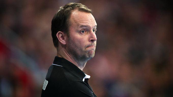 Lange Zeit bei den Füchsen - nun beim Verband: Nationaltrainer Dagur Sigurdsson.