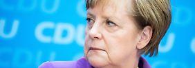 Flüchtlingsstreit in der Union: Unionsabgeordnete verfassen Brandbrief an Merkel
