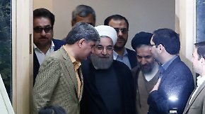 Atomdeal-Auflagen erfüllt: Internationale Sanktionen gegen den Iran werden aufgehoben