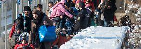 Neuerung im Asylverfahren?: Union will Nordafrikaner schnell abschieben