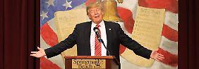 Unterhaus debattiert Einreiseverbot: Warum die Briten Trump nicht lieben