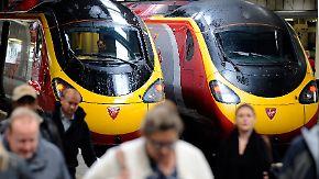 Fahrpreiserstattung bei Verspätung: Britische Eisenbahngesellschaft Virgin Trains entschädigt automatisch