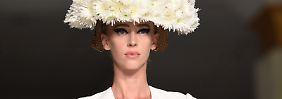 Vom Laufsteg in die Bäckerei: Fashion Week läuft gern abseits