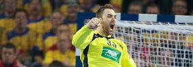 EM-Hauptrunde im Blick: Deutsche Handballer ringen Schweden nieder