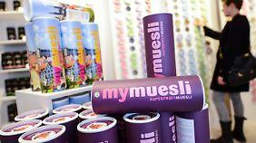 Das Konzept von MyMuesli geht auf.