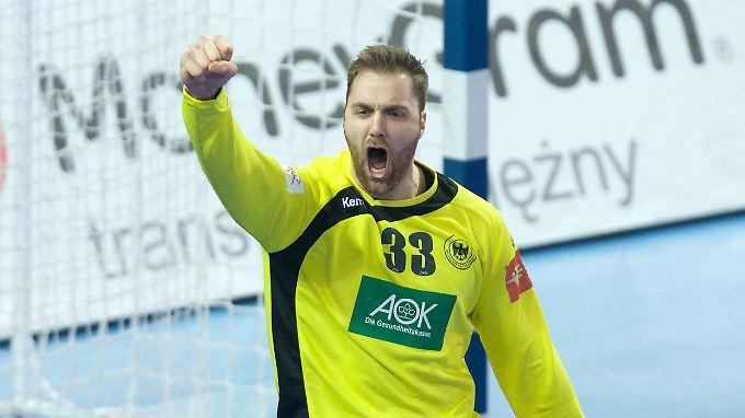 """Kurs auf Handball-EM-Hauptrunde: Deutschland schlägt Schweden in einem """"Riesenspiel"""""""