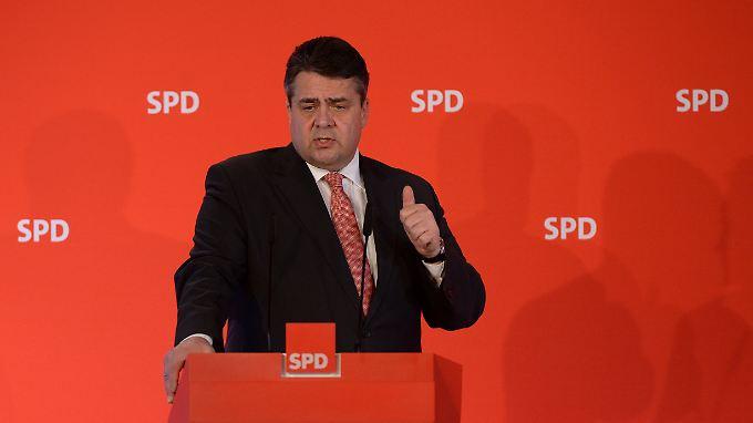 Scharfe Vorwürfe von Gabriel: Koalitionsstreit über Kurs in Flüchtlingspolitik wird hitziger