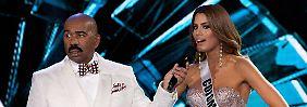 Nach Verwechslung der Gewinnerin: Miss-Wahl-Moderator bekam Morddrohungen