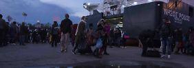 """""""Wir habe nicht mehr viel Zeit"""": CSU möchte notfalls Flüchtlinge abweisen"""