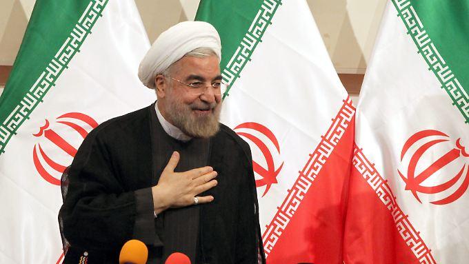 Irans Präsident Hassan Ruhani will nach dem Ende der Sanktionen mehr Öl produzieren. Das verschärft den Preiscrash.