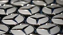 Erste Verbindungen geknüpft: Daimler ist auf den Sprung nach Iran