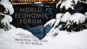 Alle Fakten zum Wirtschaftsgipfel: So viel kostet ein Ticket für das WEF in Davos