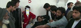 Taliban in Pakistan streiten: Etliche Tote bei Angriff auf Universität