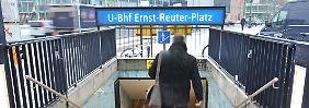Nach der Tat in der Psychiatrie: U-Bahn-Schubser schweigt bisher
