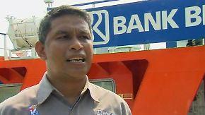 Schwimmendes Geldinstitut: Indonesische Bank entdeckt Marktlücke
