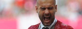 Guardiola und der FC Bayern: Sag zum Abschied leise Triple