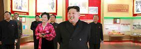 """Feindlicher Akt"": Nordkorea setzt US-Bürger fest"